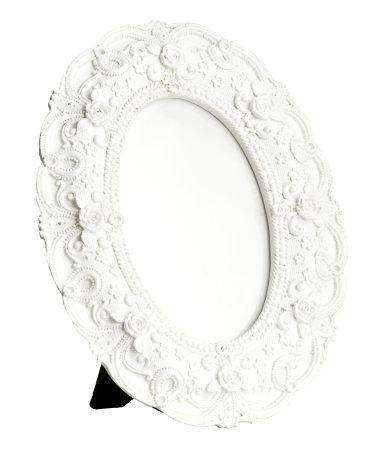 Hm 70% Polyester Resin Photo Frame