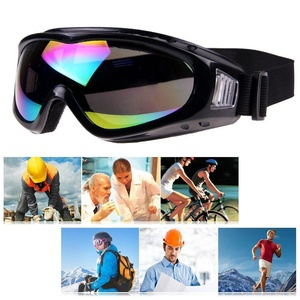 Goggles goggles pilot goggles professional Lens glasses Protection for Ski Snowboarding Anti Fog Goggles Eyewear goggles swimming goggles safety Colorful New