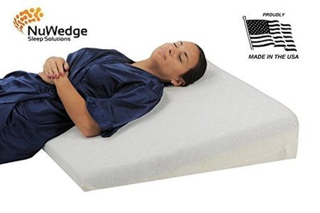 Bed Wedge Acid Reflux Reducing Bed Wedge Pillow (30x32x7) by NuWedge