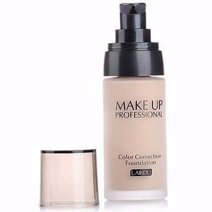 LaiKou Pro Whitening Moisturizer Concealer Contour Waterproof Color Correction Finish Liquid Foundation BB Cream