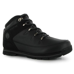 Mens Firetrap Rhino Boots Shoes Black Black (UK 7 / US 7.5)