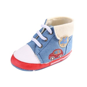 BOBORA Infant Toddler Baby Girls Bowknot Soft Sole Ankle Shoes Canvas Sneaker