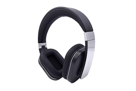 Qadira QuietListen 36db Active Noise Cancelling Headphones, Wirelesss Bluetooth Over-Ear Headsets, Hi-Fi Music Foldable Headphones with Built-in Mic For Apple, Android Devices