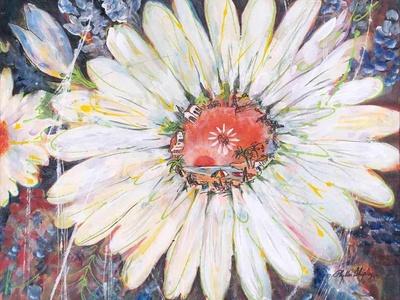 Daisy Hope - Artist Phyllis Shipley