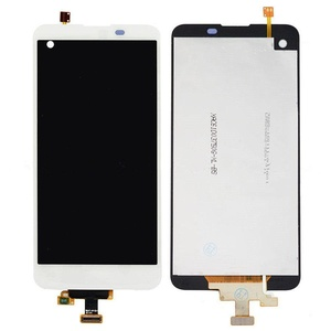 For NEW WHITE LG K5 Touch Digitizer LCD Display Assembly Replacement