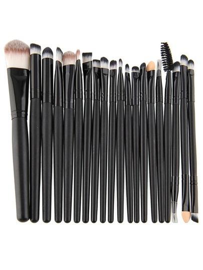 20pcs Professional Makeup Brushes Set