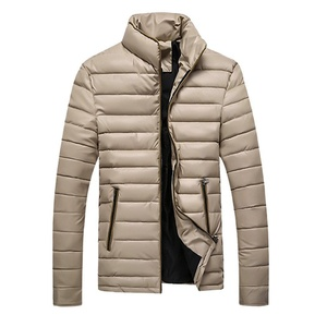 M-LORD (TM) Mens Outdoor Ultra Light Packable Coat Puffer Down Jackets Khaki US XXXS