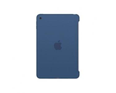 Apple MN2N2ZM/A iPad mini 4 Silicone Case, Ocean Blue