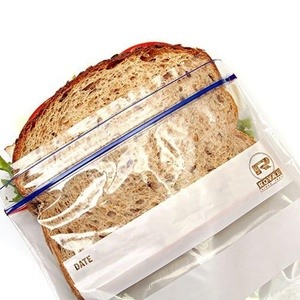 Royal Double Zipper Sandwich Bags, 6.5 x 6, Package of 500 by Royal