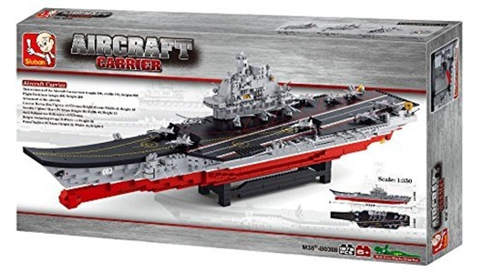 Sluban Aircraft Carrier by NAVY