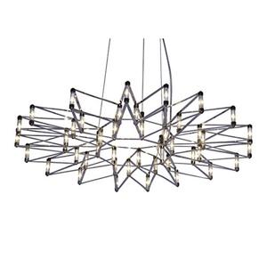 LightInTheBox Modern/Contemporary LED Stainless Steel Pendant Lights Living Room / Dining Room Chandeliers Chrome Lighting Fixture