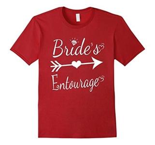 Men's Bride's Entourage XL Cranberry