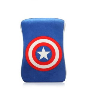 Anime Cartoon Superman Memory Foam Pillow Travel Pillows