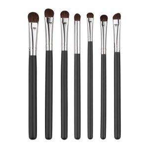 Usstore Makeup Brush Cosmetic Powder Cheek Blending Make Up Foundation Eyebrow Eyeliner Lip Tools Brush (7PCS)