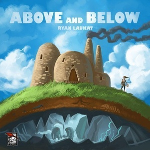 Red Raven Games Above and Below Card Game by Red Raven Games