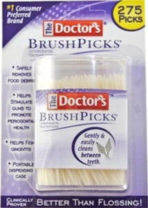 Doctors Brush Picks 275s by The Doctors