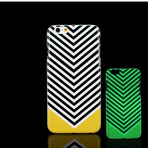 For iPhone 7 Plus Case, Glow in the Dark Brilliant Aztec Pattern TomCase Fluorescent Back Cover for iPhone 7 Plus Case 5.5 inch, P12