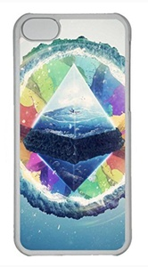 iPhone 5c case, Cute Journey The Seas Of Life iPhone 5c Cover, iPhone 5c Cases, Hard Clear iPhone 5c Covers