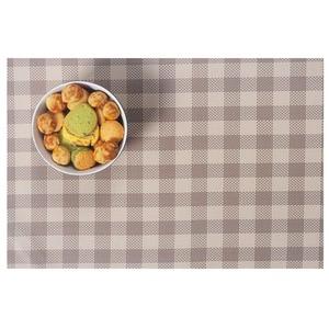 Lerela Set Of 4 Washable Non-Slip Crossweave Woven Placemat Heat-Resistant Table Mat