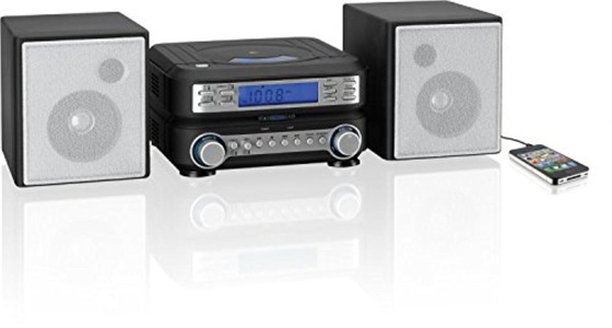 Home Music System (CD/Radio/Aux in)