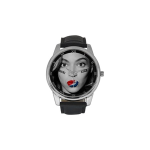 Beyonce DBLN316 Men Wrist Watches Leather Strap Large Dial Watch
