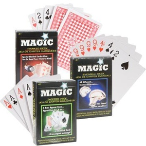 MAGIC DECK OF CARDS, style may vary among shown by MAGIC