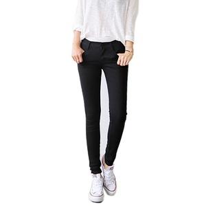 RieKet Women Black Stretch Crop Pants Skinny Boyfriend Jeans Plus Size