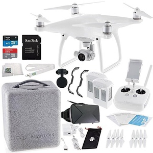 DJI Phantom 4 Quadcopter Virtual Reality Experience VR Essentials Bundle
