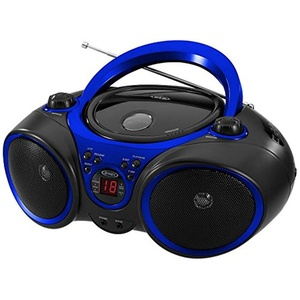 Jensen CD-490 Portable Sport Stereo CD Player with AM/FM Radio and Aux Line-in & Headphone Jack