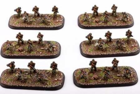 Dropzone Commander UCM - Infantry - Colonial Legionnaires by Dropzone Commander