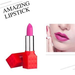 Laimeng,7 Colors Choice long-lasting Makeup Matte Lipstick Lip Gloss Pencil Beauty (RD07)