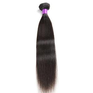 Bette Hair Straight Brazilian Hair Bundles 100 Human Hair Weave Extensions 1 Pack of Weave Human Hair 100g for Women