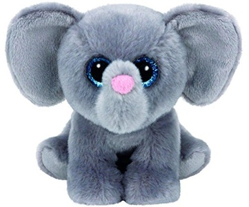 Ty Beanie Babies Whopper The Elephant Plush by Ty Classic