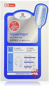 Leaders Clinic Aqua Ringer Skin Mask, 10 Piece by Leaders Clinic