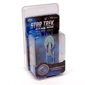 Wizkids Star Trek Attack Wing Expansion USS Enterprise Board Game by WizKids