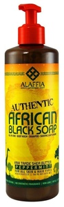 Alaffia African Black Soap All In One Peppermint -- 16 fl oz