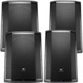 JBL PRX815W & PRX818XLFW Dual Powered Speakers Pack