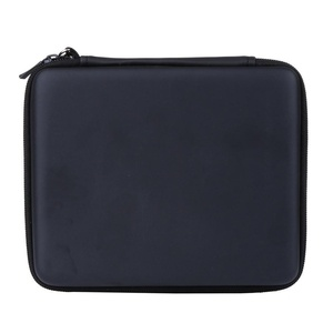 Asiv Hard EVA Protective Storage Zip Travel Case Cover Bag Holder with Carry Handle for Nintendo 2DS