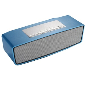Portable Wireless Bluetooth Speaker Super Bass Stereo for Smart Phone Tablet PC (blue)
