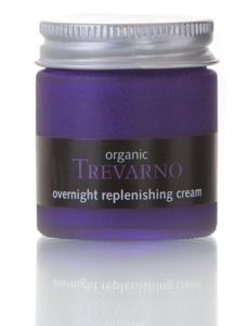 Organic Overnight Replenishing Cream (60ml) by Organic Trevarno