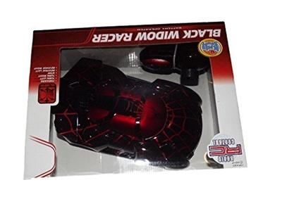 Kids Stuff Black Widow Racer by Kids Stuff Black Widow Racer