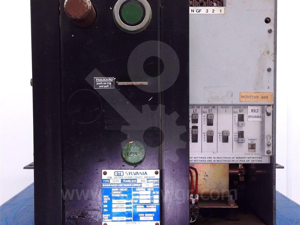 SSPB-800 - 800A SYLVANIA SSPB MO/DO