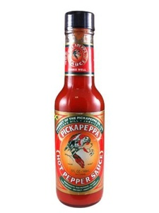 Pickapeppa Hot Sauce Original, 5 oz by Pickapeppa Original Hot Sauce Sauce - 5 oz