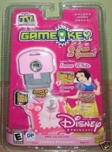 Disney Princess Snow White Plug it in & Play TV Games GameKey, 2 Games, DP by Plug it in & Play