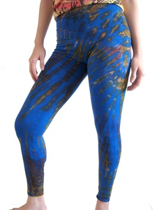 Unique Hot Tie dye Leggings Yoga Pants Plus Size Gypsy Hippie Boho Style