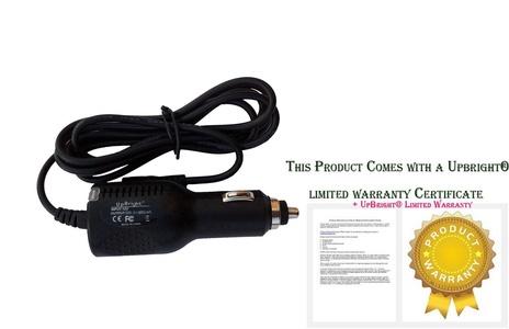 UpBright NEW Car DC Adapter For Sony D-152CK D-E556CK Discman ESP2 Portable CD Walkman Player D152CK DE556CK Power Supply Cord Cable PS Battery Charger Mains PSU