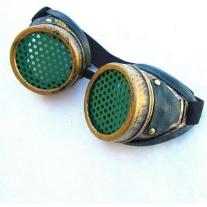 Custom Color Steampunk Goggles
