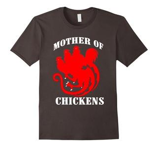 Men's Mother of Chickens T shirt Large Asphalt