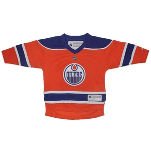 Toddler NHL Edmonton Oilers Puljujarvi #98 Hockey Jersey / Sweater