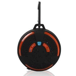 Bluetooth Speaker, ZYooh Outdoor Sport Portable Waterproof Shockproof Wireless Bluetooth Speaker waterproof spearker water resistant speaker Orange